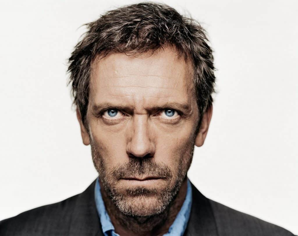 Picture of TV character Dr. House